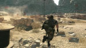 Metal Gear, trajo muchas de sus ideas de su antecesor Peace walker, tomando el mundo abierto de una manera distinta.