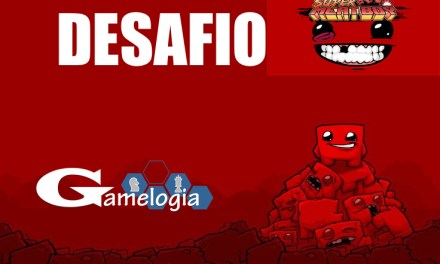 Vídeo novo no canal! Desafio Super Meat Boy