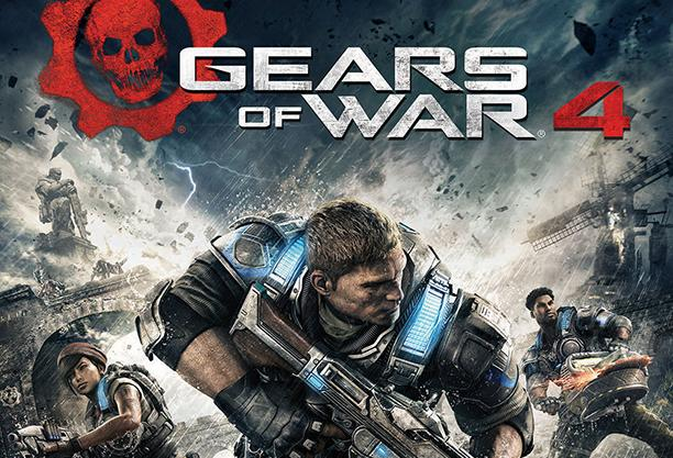 Gears of War 4 – Beta Gameplay