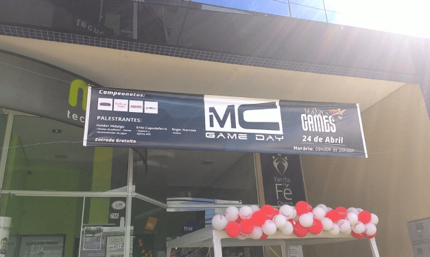EVENTO – GAMELOGIA PRESENTE NA IMC GAME DAY BRAGANÇA PAULISTA!!