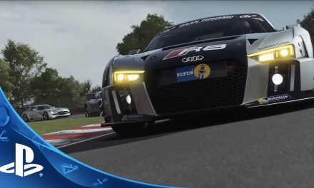 Beta do Gran Turismo Sport cancelado