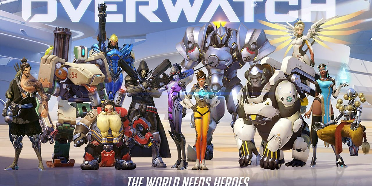 Overwatch – Estatísticas do Beta