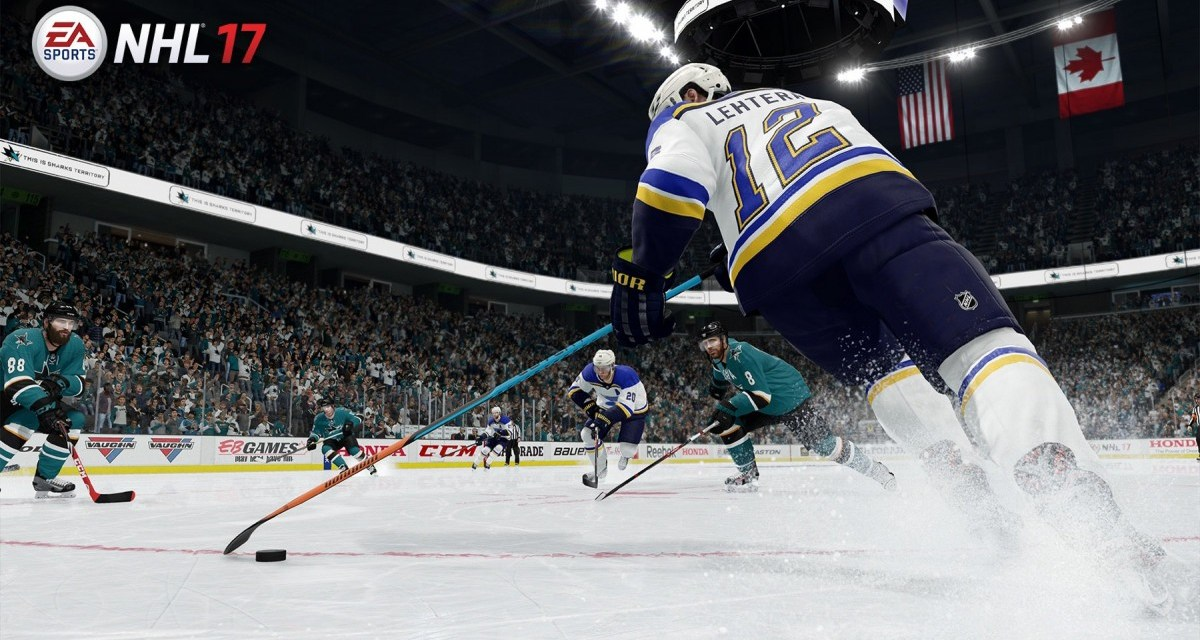 Semana de testes beta abertos ao público do NHL 17!!