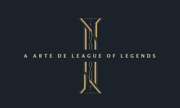 A Arte de League of Legends