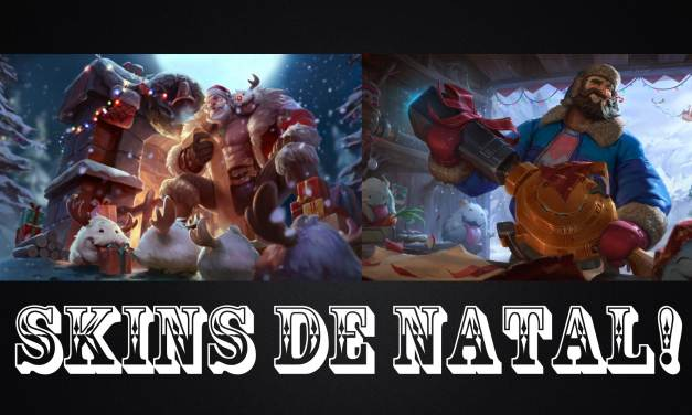 League of Legends – PBE 22/11 Skins Natalinas, Kalista buffada e Vayne nerfada