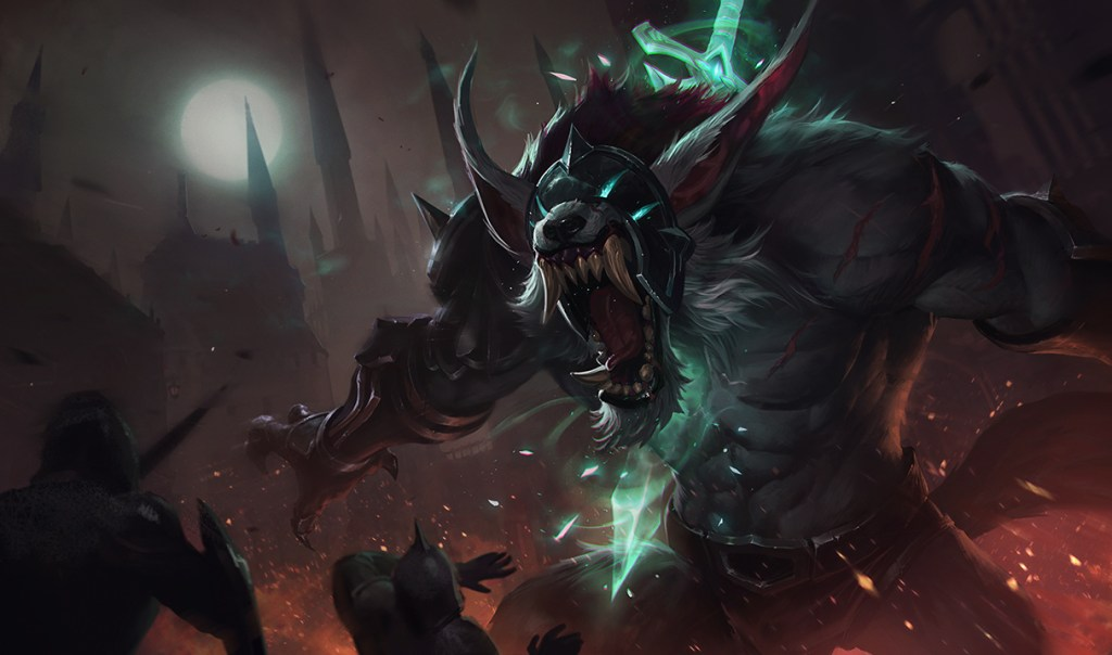 League of Legends warwick 10 1024x604 - League of Legends - PBE 10/01 - Rework Warwick, Novas Skins, Nerfs em Darius, Katarina, Yasuo