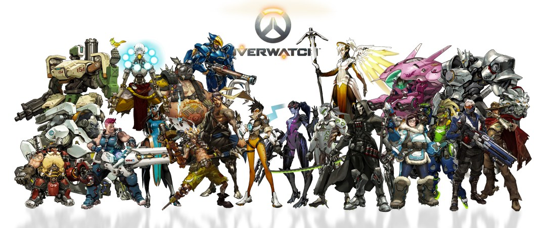 Wallpapper overwatch - time2