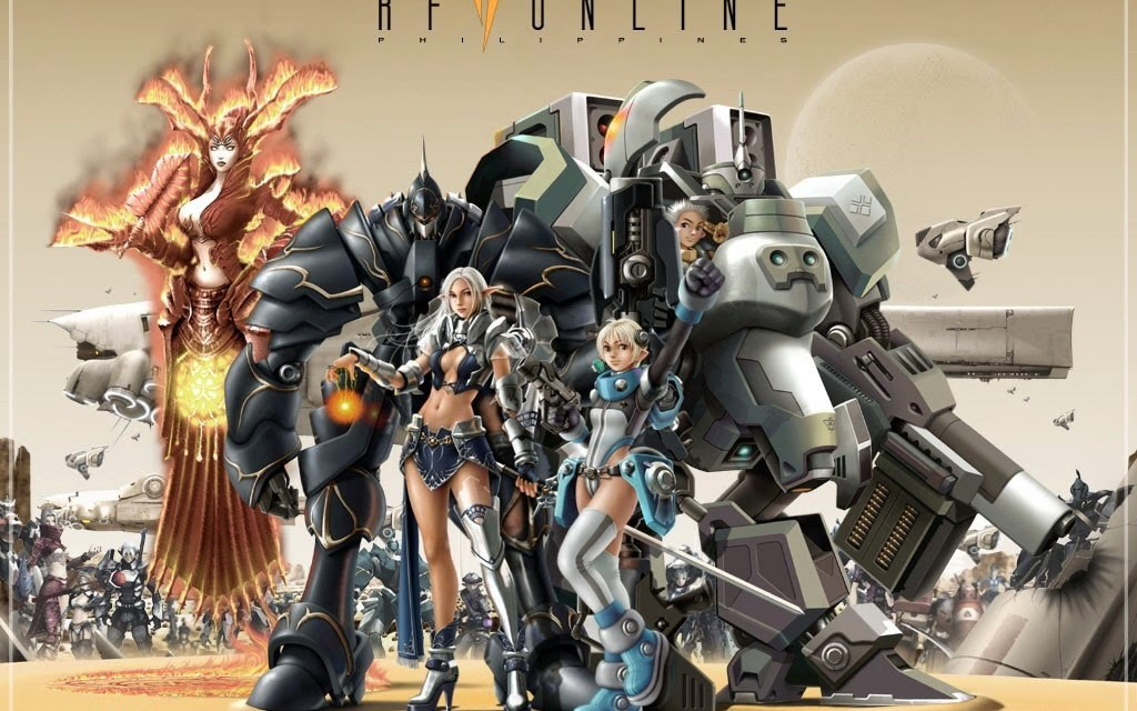 Rising force online private server