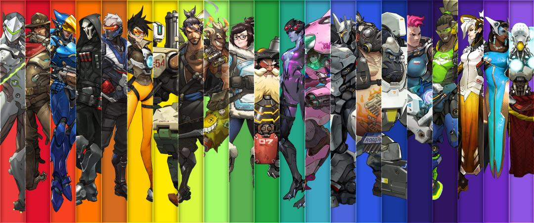 wallpapper overwatch time 8