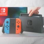 Nintendo Switch(ニンテンドースイッチ) 17年3月3日 開封の儀