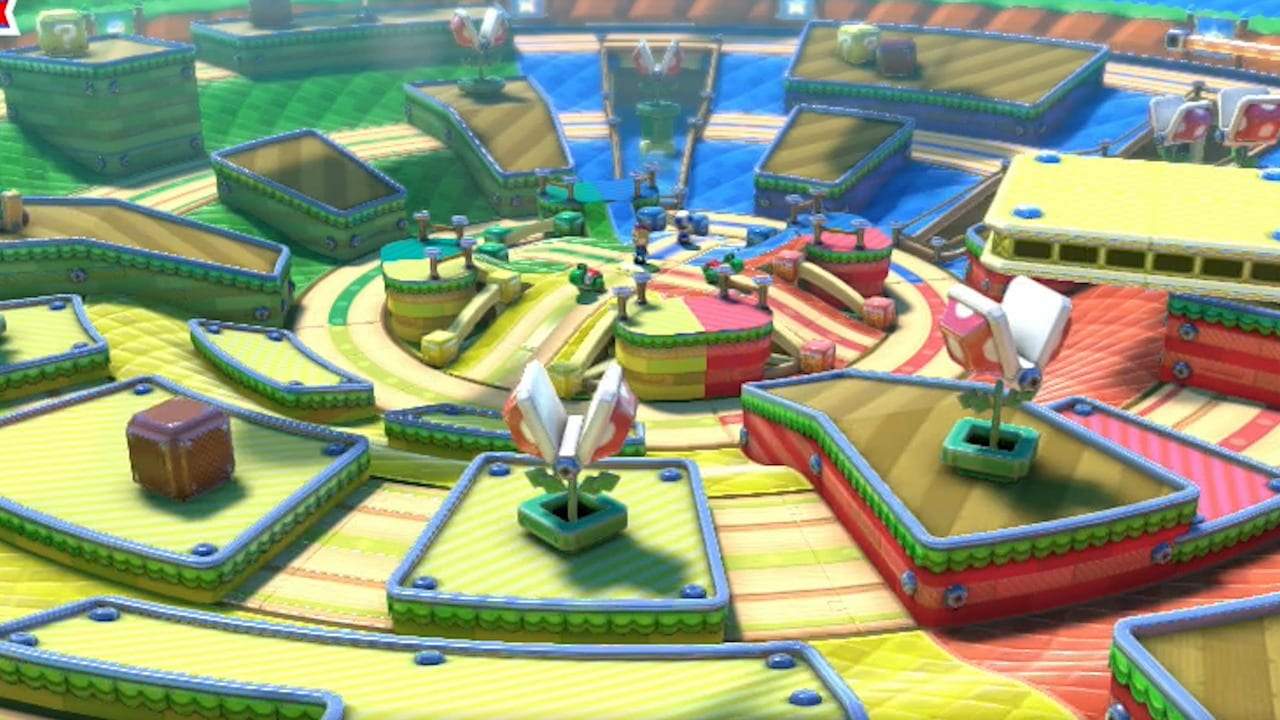 Image result for nintendo land mario chase