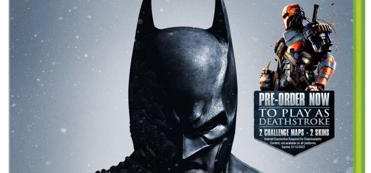 Análisis de Batman Arkham Origins