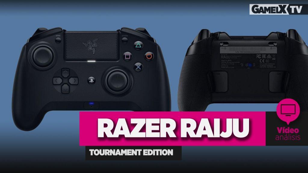Análisis Razer Raiju