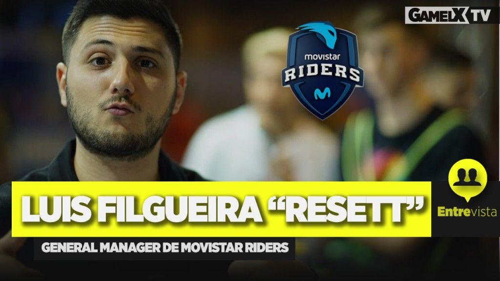 """entrevista a Luis Filgueira """"Resett"""""""