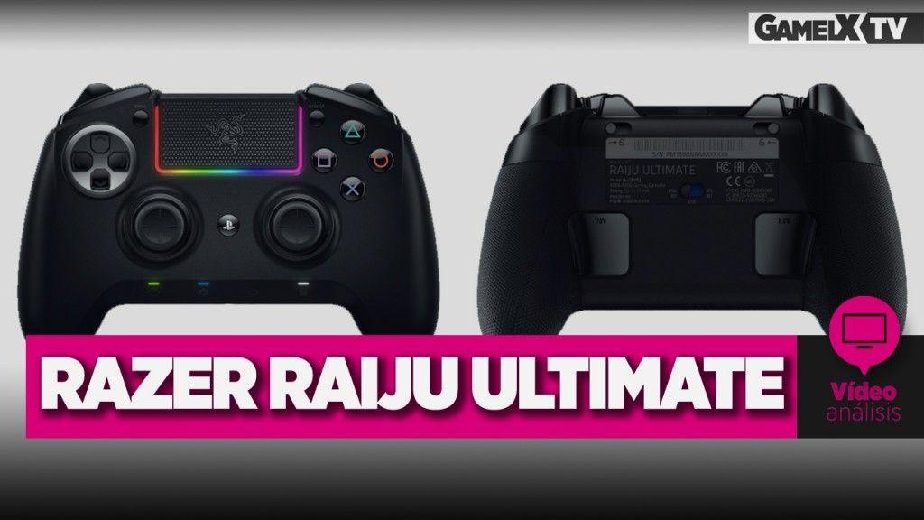 Análisis del Razer Raiju Ultimate
