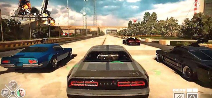 Ya a la venta Fast & Furious Crossroads el videojuego