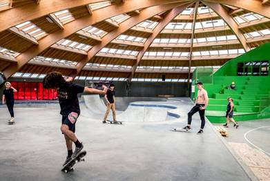 20170709 Streetdome Haderslev 05 | Skateparken Streetdome i … | Flickr
