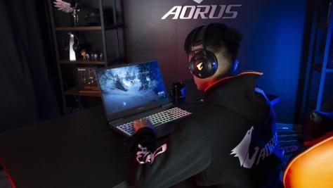serie de ordenadores Aorus