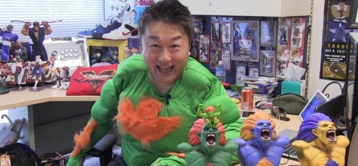 Yoshinori Ono productor de Street Figther abandona Capcom