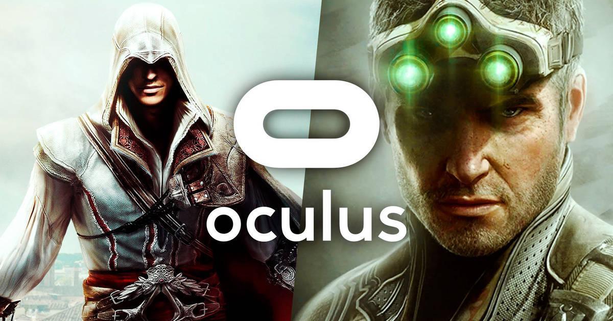 Assassins Creed y Splinter Cell