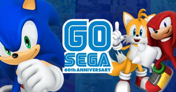 SEGA celebra su 60 aniversario