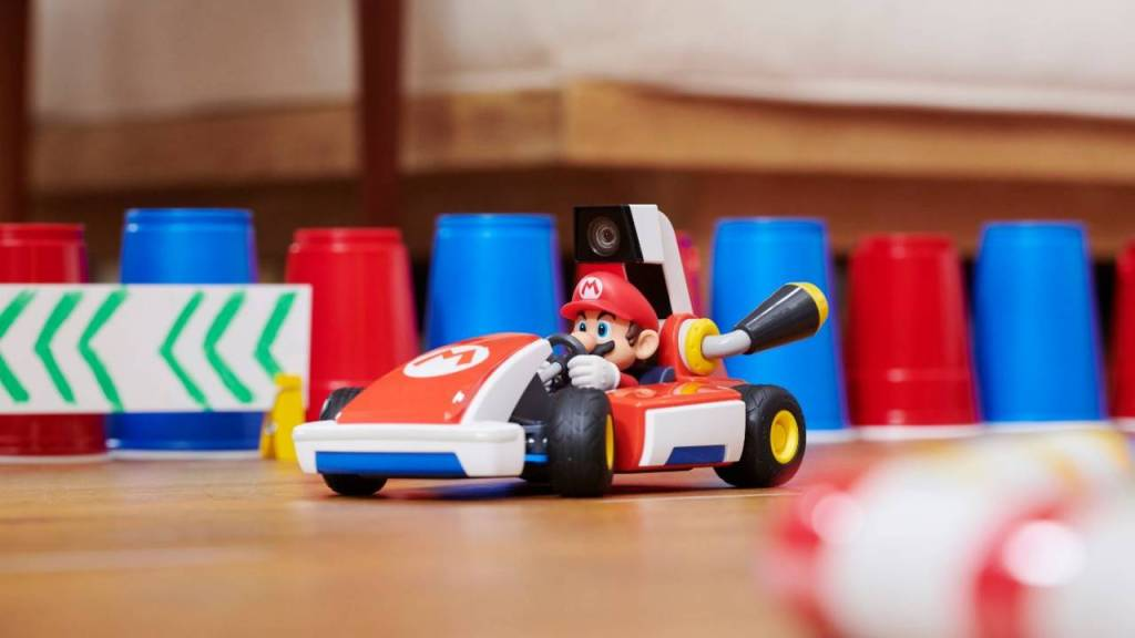 Mario Kart Live Home Circuit 1