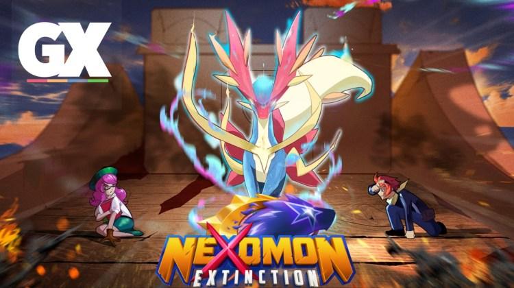 Análisis GameLX Nexomon Extinction