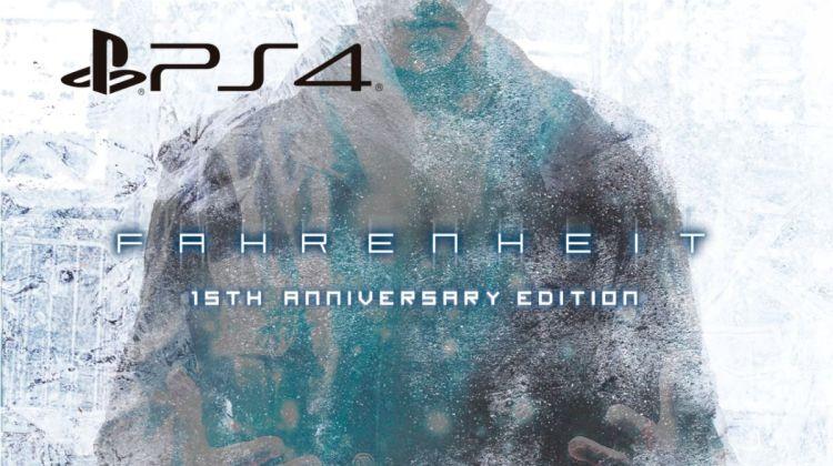 edición 15 aniversario de Fahrenheit