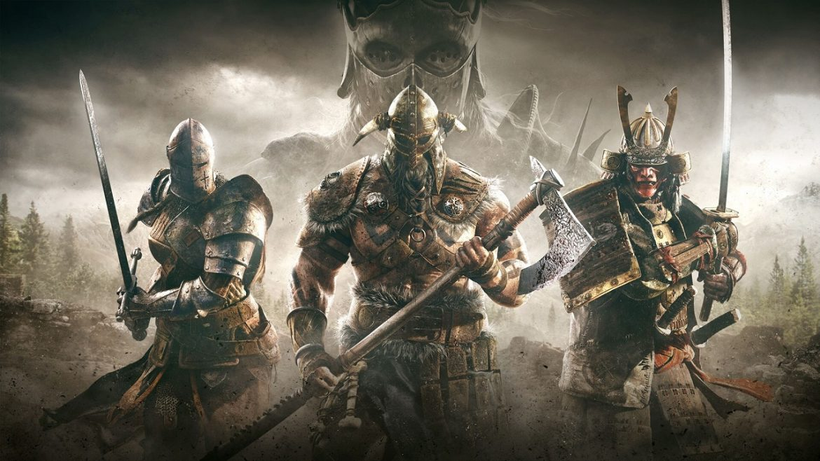 DOMINION SERIES PARA FOR HONOR