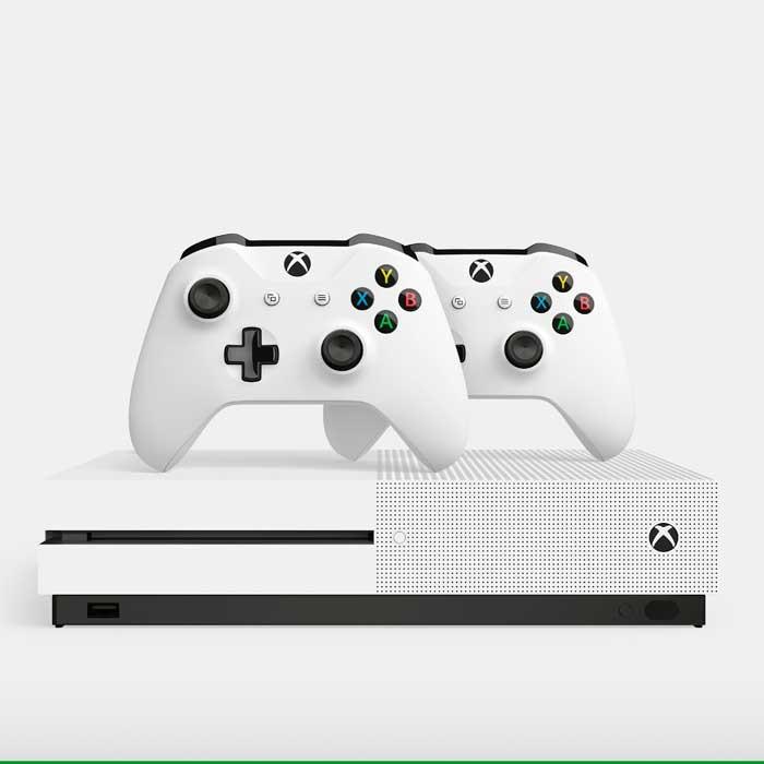 Historia de Xbox One
