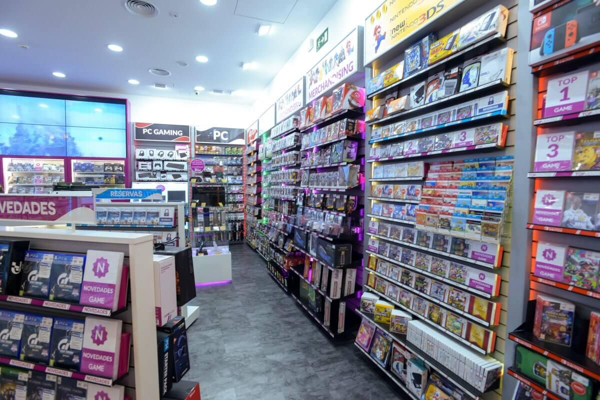 videojuegos más vendidos de noviembre
