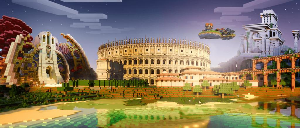 Minecraft y Ray Tracing