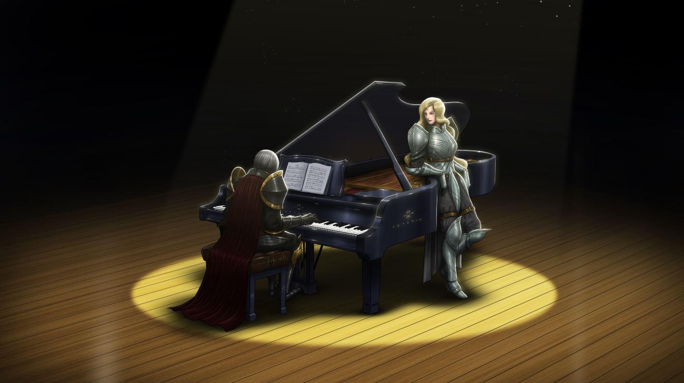 La banda sonora de Aeterna Noctis