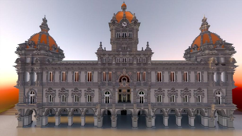 Palacio municipal de La Coruna