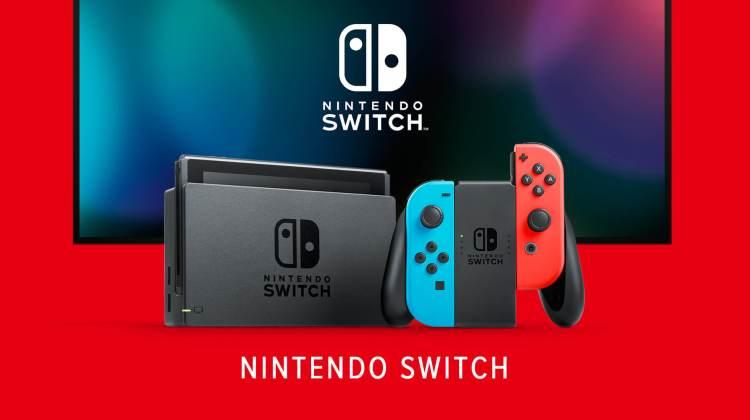 Imagen consola Nintendo Switch