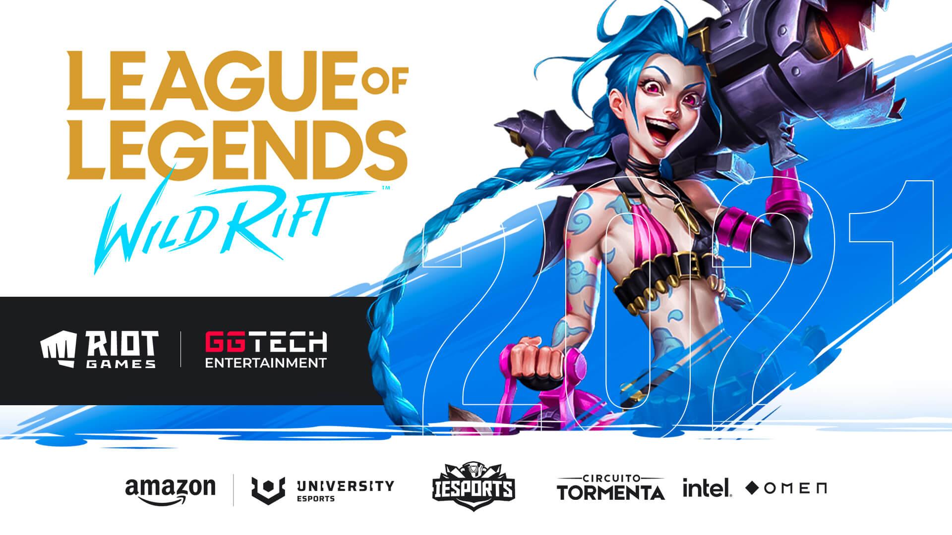 GGTech y Riot Games