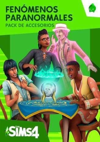 Los Sims4 Fenómenos Paranormales