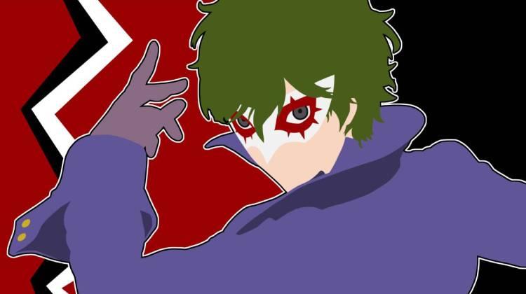 persona 5 batman