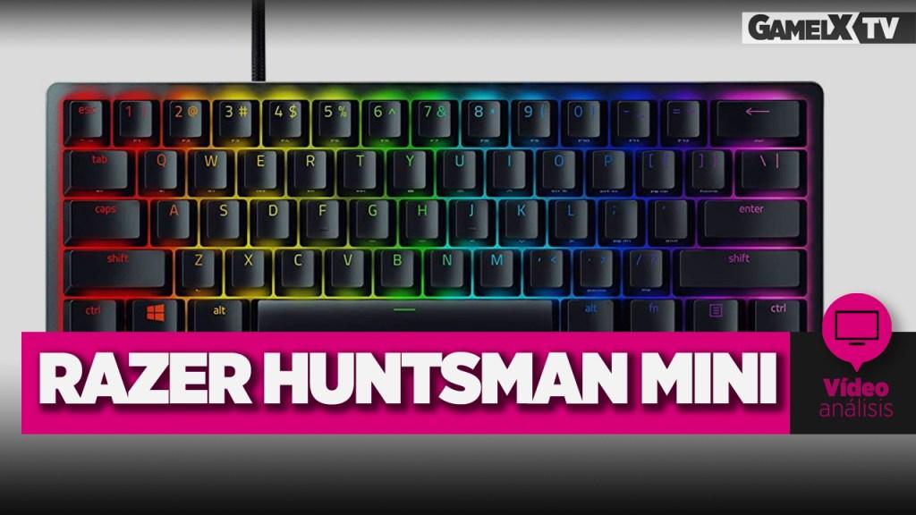 análisis razer huntsman mini