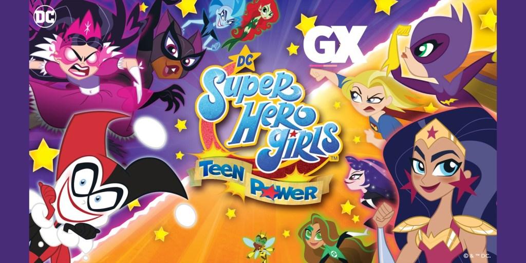 analisis dc superhero girls teen power
