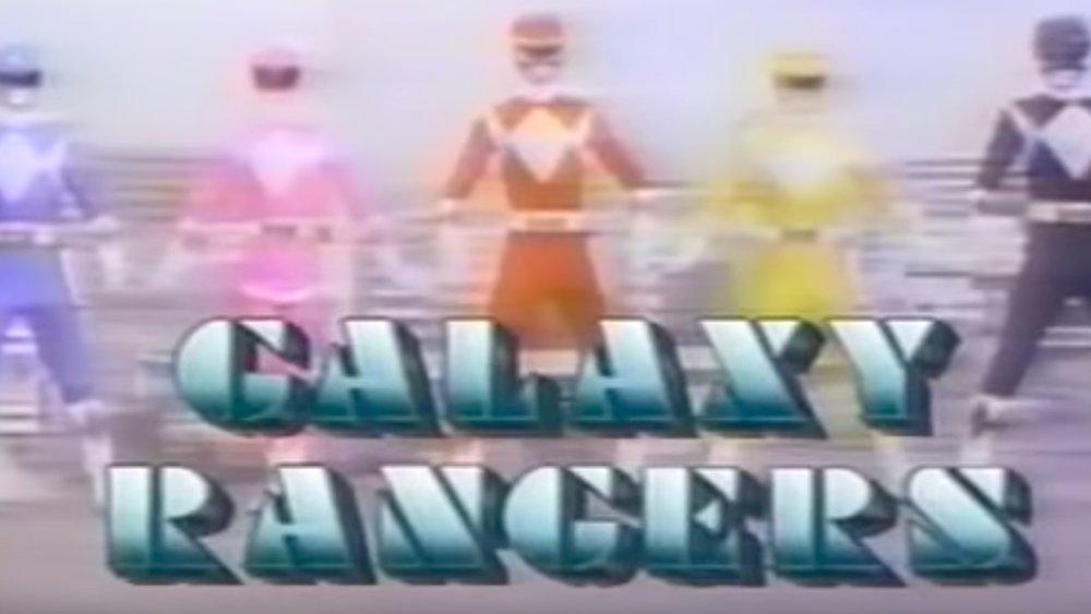 С чего начинались Power Rangers: Пилотный промо-ролик 1992 года
