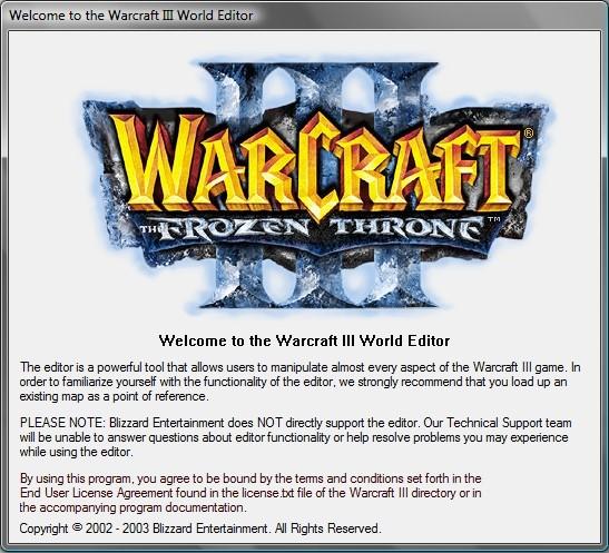 Оглядываясь назад: Редактор карт Warcraft III…