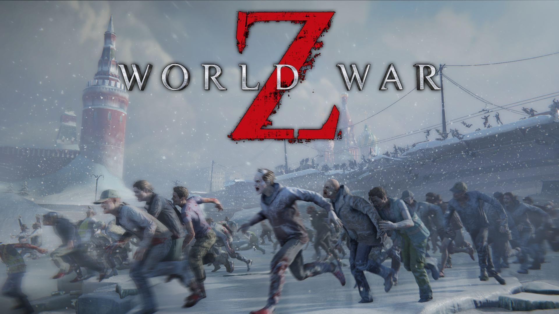 Настоящие несметные орды зомби в World War Z