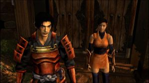 Onimusha Warlords screen 11