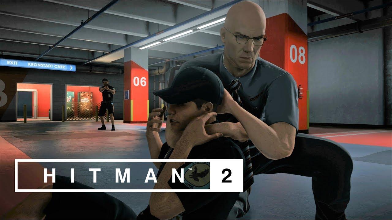 Новое видео по Hitman 2 показывает, как думает профессиональный киллер