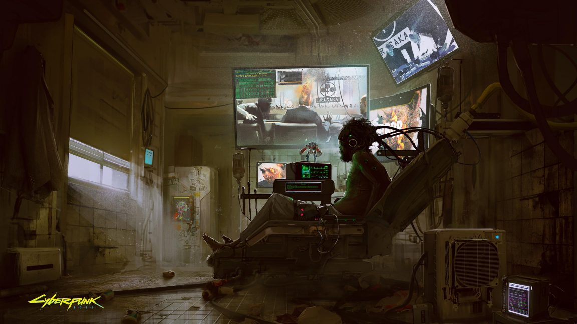 Bandai Namco станет издателем Cyberpunk 2077 в Европе