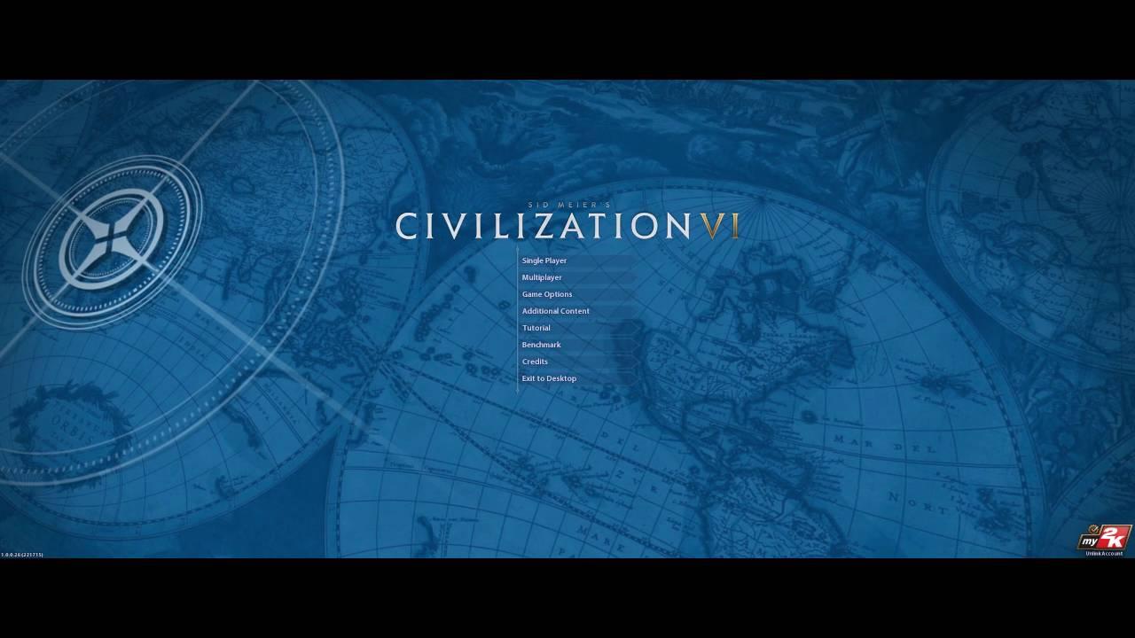 Civilization VI…