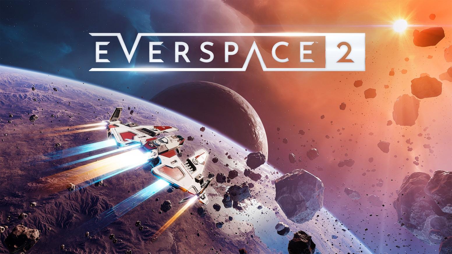 Кредиты на сборку космолёта: Everspace 2 собрала средства на разработку