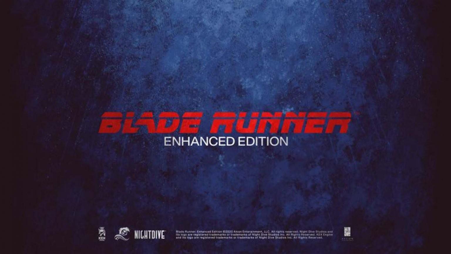 Если бы ты видел то, что я видел твоими глазами: анонс ремастера Blade Runner.