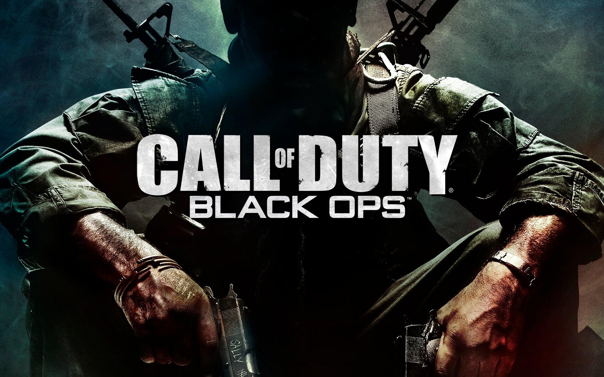 Возвращение Мейсона: слухи о перезапуске Black Ops.